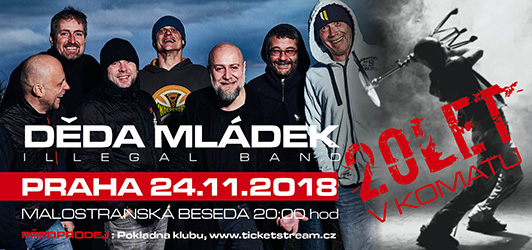 Děda Mládek Illegal Band